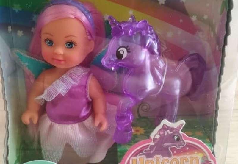 Simba/Puppen & Puppenzubehör:Evi Love Unicorn