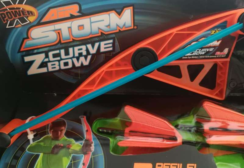 Simba/Outdoor & Sport:Air Storm Bow