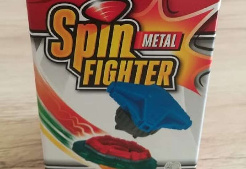Metal Spin Fighter