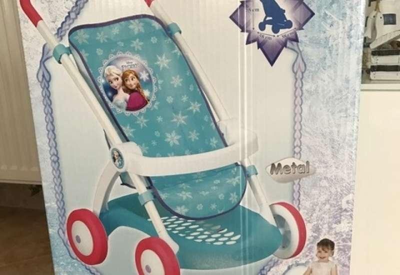 Smoby/Baby- & Kleinkindspielzeug:Mein erster Puppenwagen!