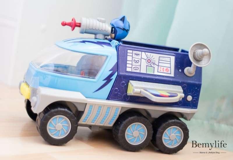 Simba/Autos, Fahrzeuge, Boote & Flieger:PJ Masks Mond Rover