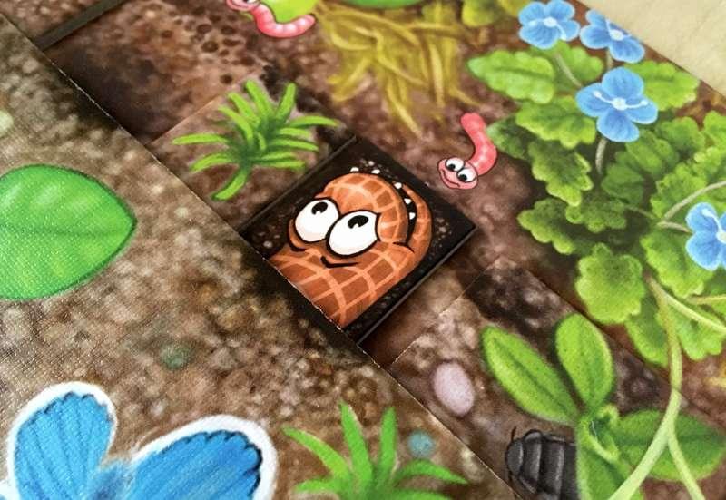 Zoch/Spiele & Puzzles:Da ist der Wurm drin