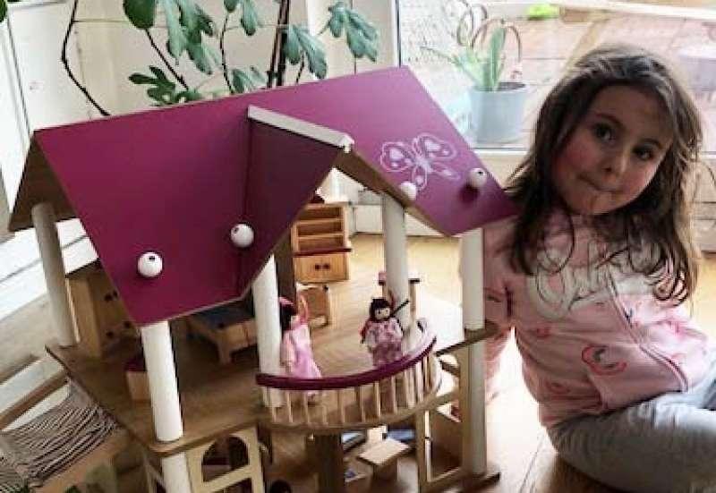 Eichhorn/Kinder Rollenspiele:Eichhorn Puppenhaus