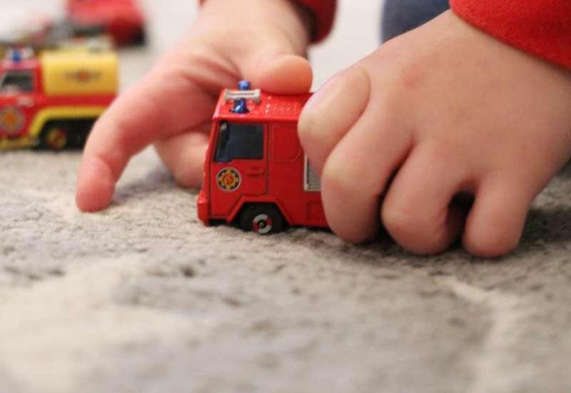 Feuerwehrmann Sam Geschenkset