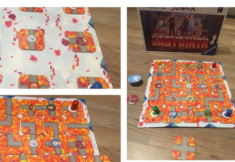 RAVENSBURGER/Spiele & Puzzles:Das Labyrinth junior