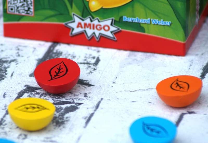 AMIGO/Spiele & Puzzles:Mit Flori Vielfraß zum Ziel