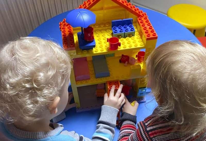 BIG/Bauen & Konstruieren:Heute spielen wir bei Peppa