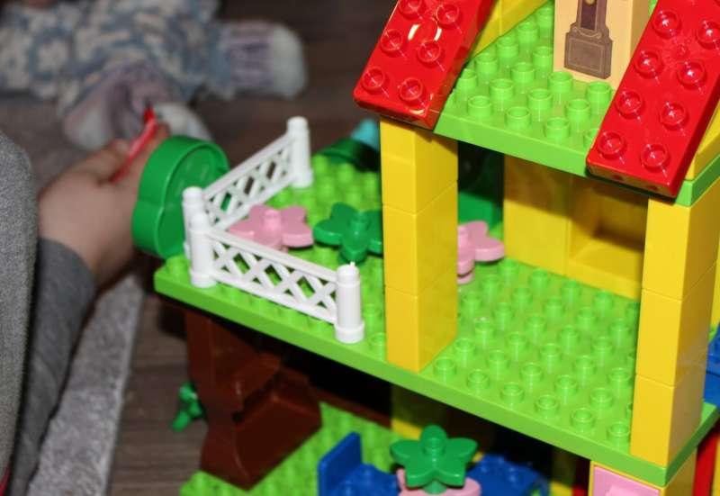 BIG/Bauen & Konstruieren:BIG-Bloxx Peppa Pig im Test
