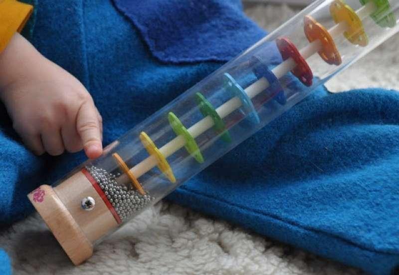 Eichhorn/Baby- & Kleinkindspielzeug:Regenmacher von Eichhorn
