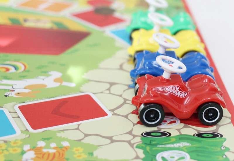 Noris/Spiele & Puzzles:BIG-BOBBY-CAR Spiel