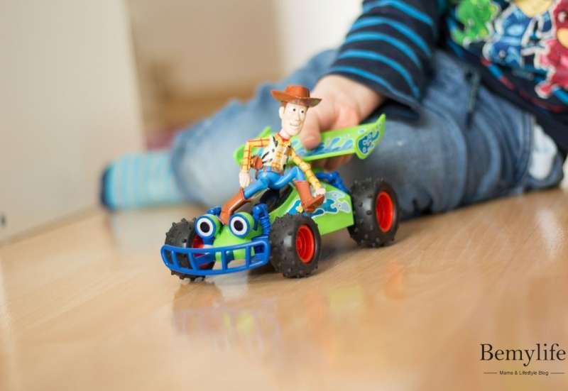 Dickie Toys/Autos, Fahrzeuge, Boote & Flieger:Mit Woody auf Turbofahrt