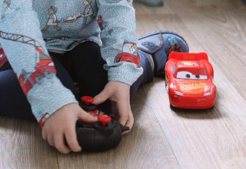 Für kleine Rennfahrer