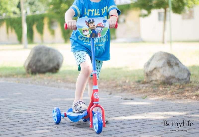 Smoby/Kinderfahrzeuge (z. B. Bobby Car):Paw Patrol Roller