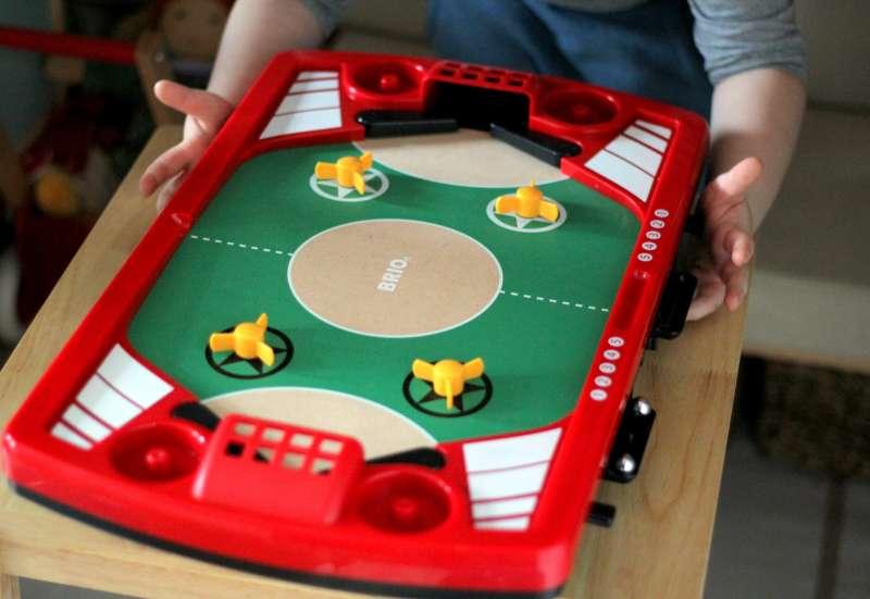 BRIO/Spiele & Puzzles:BRIO Tischfußball Flipper