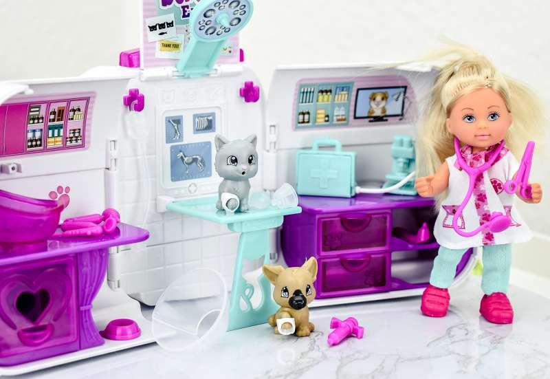 Simba/Puppen & Puppenzubehör:Ostergeschenke für Kinder