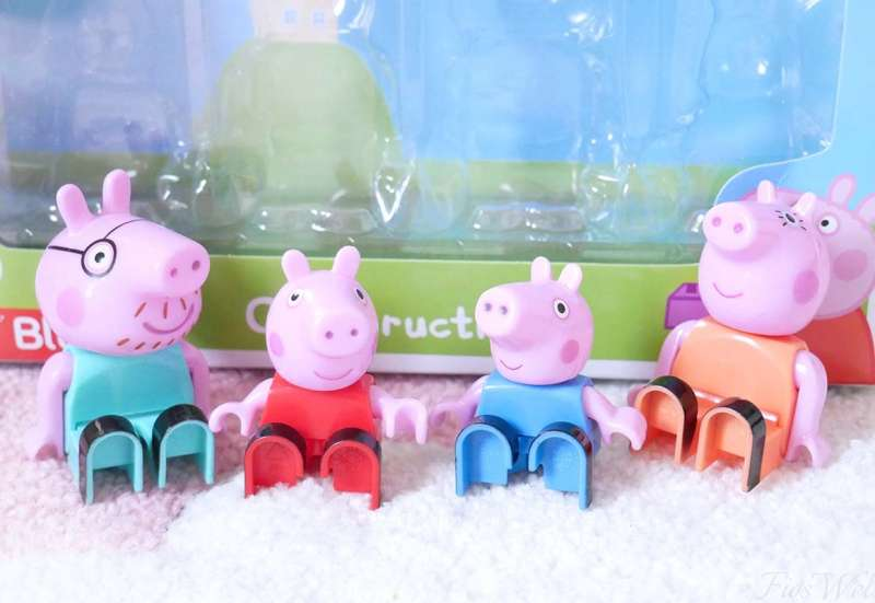 BIG/Baby- & Kleinkindspielzeug:Familie Wutz