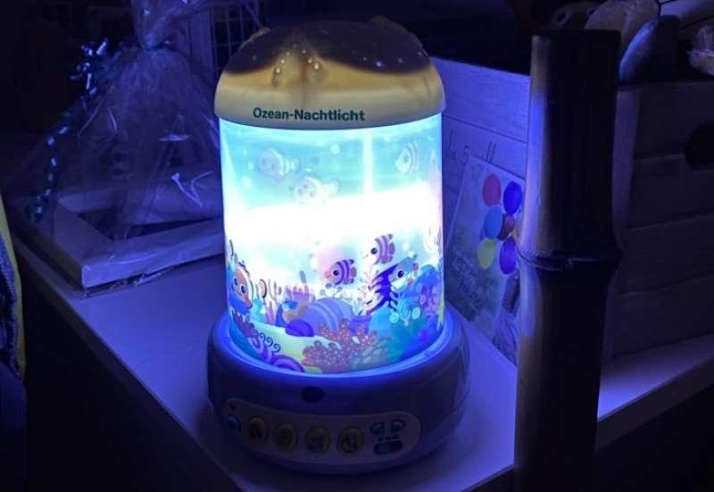 VTECH/Baby- & Kleinkindspielzeug:Tolles Ozean Nachtlicht