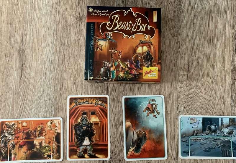 Zoch/Spiele & Puzzles:Beasty Bar