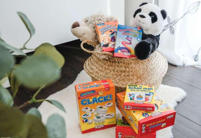 AMIGO/Spiele & Puzzles:Kleine Spiele ab 4 Jahren