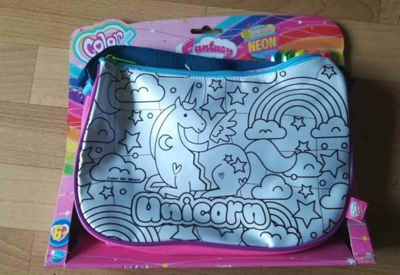 Simba/Basteln, Malen & Kreativ:Color me mine Tasche