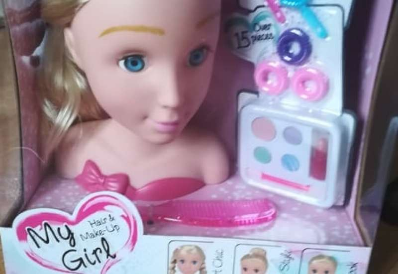 Simba/Kinder Rollenspiele:My Girl Hair & Make up