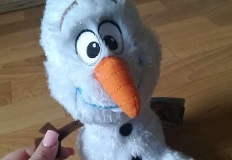 Olaf Plüschfigur