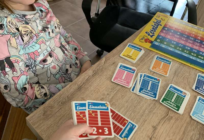 Noris/Spiele & Puzzles:Spielerisch das 1x1 lernen