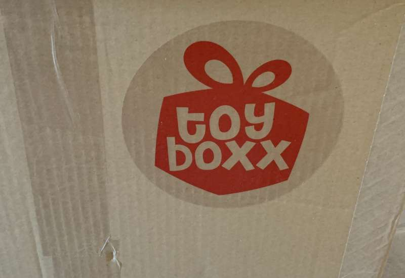 Toy Boxx - Unboxing