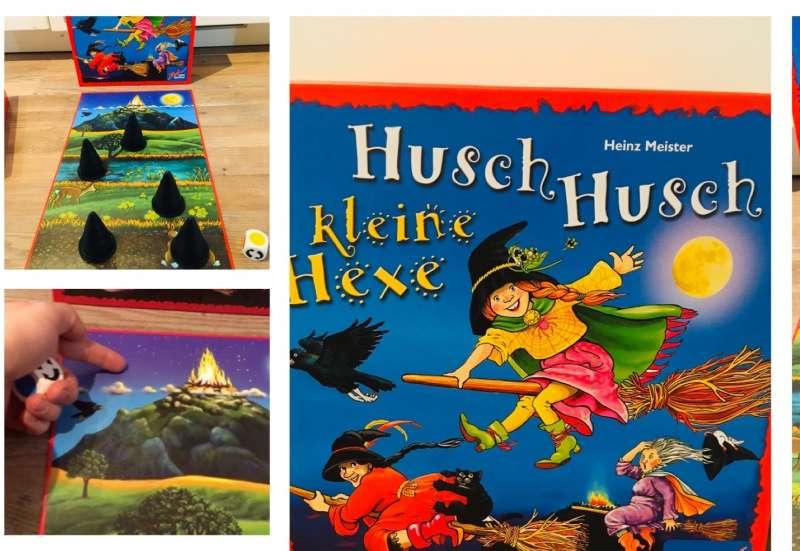 Zoch/Spiele & Puzzles:Husch husch kleine Hexe