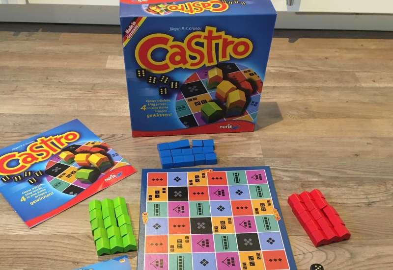 Noris/Spiele & Puzzles:Castro von Noris