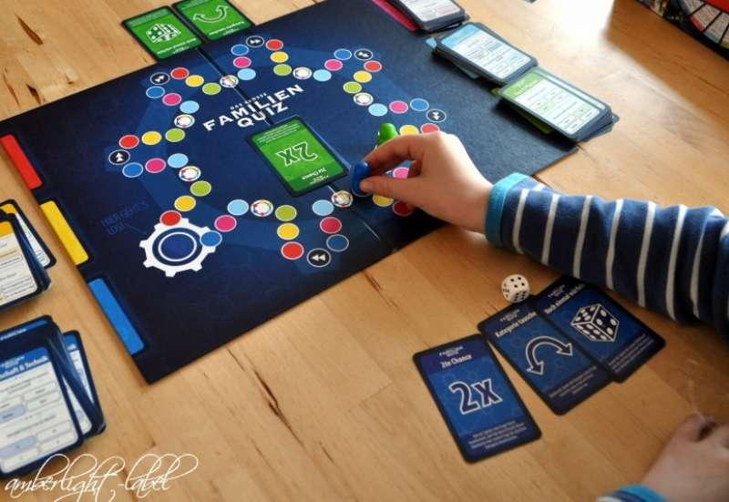 Noris/Spiele & Puzzles:Das Große Familienquiz Noris