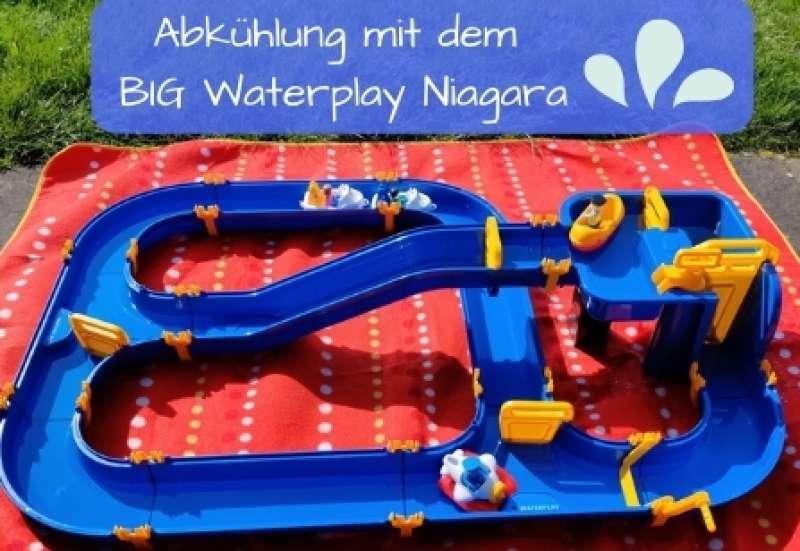BIG Waterplay Niagara