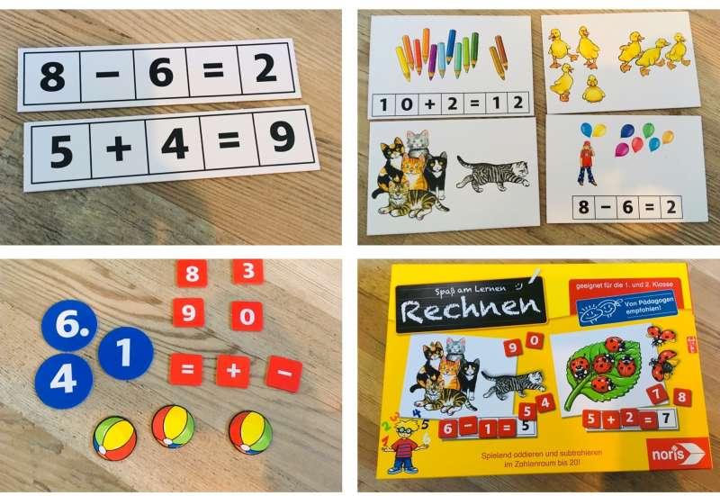 Noris/Spiele & Puzzles:Spaß am Rechnen