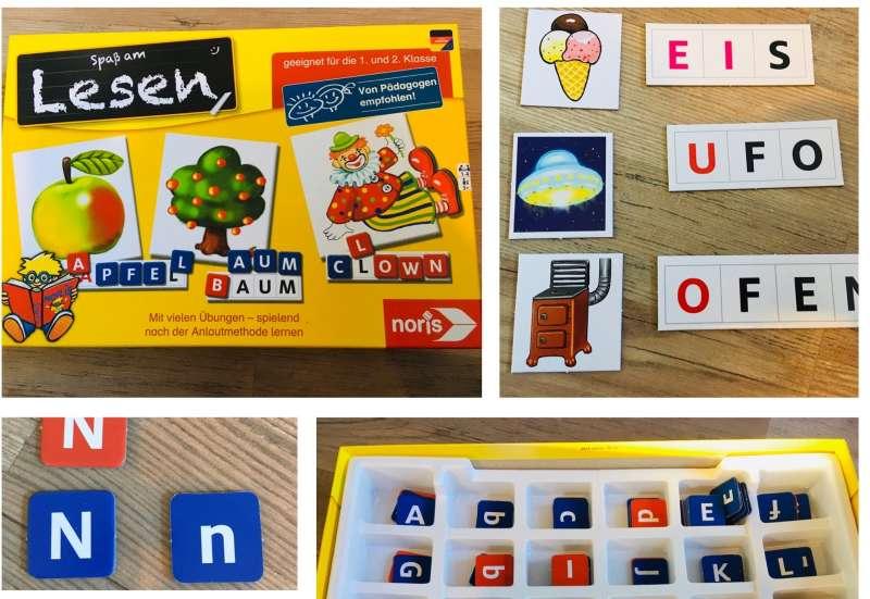 Noris/Spiele & Puzzles:Spaß am Lesen