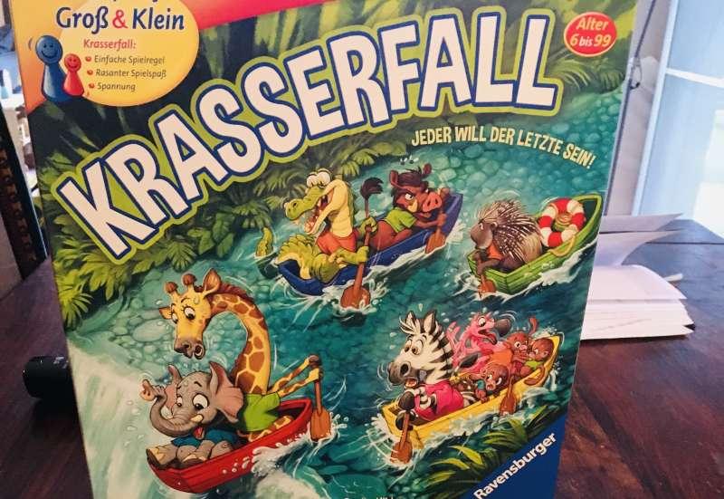 RAVENSBURGER/Spiele & Puzzles:Krasserfall von Ravensburger