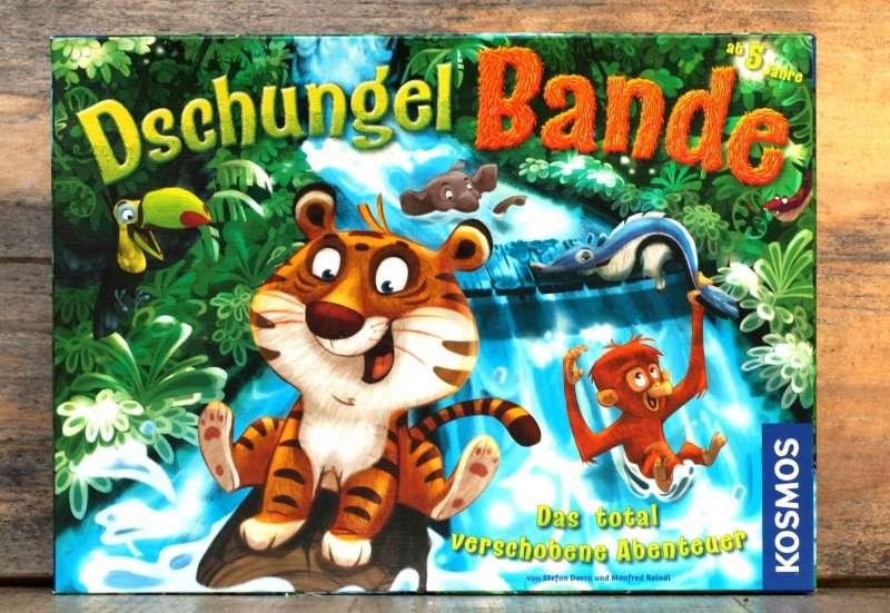 KOSMOS/Spiele & Puzzles:Dschungel Bande