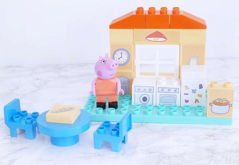 BIG/Baby- & Kleinkindspielzeug:Mama Wutz Küche