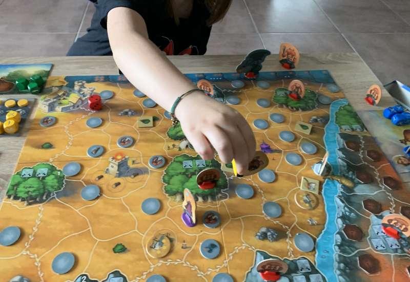 KOSMOS/Spiele & Puzzles:Andor Junior –