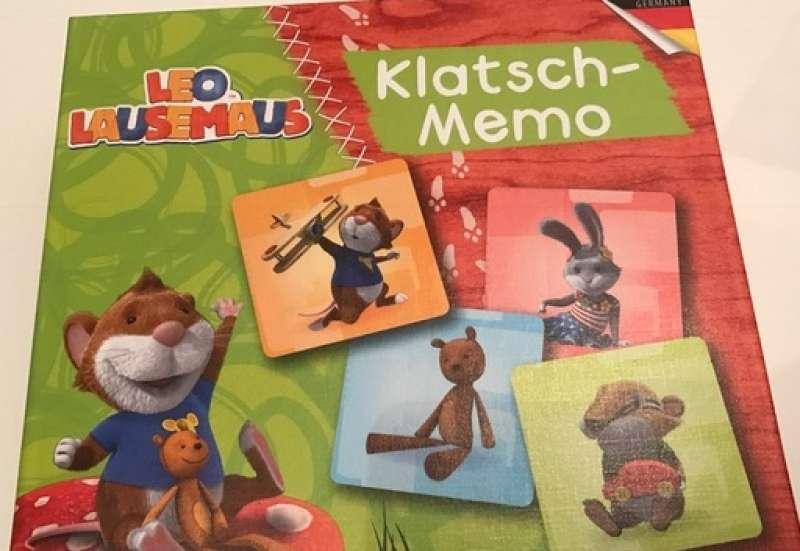 Noris/Spiele & Puzzles:Leo Lausemaus Memory