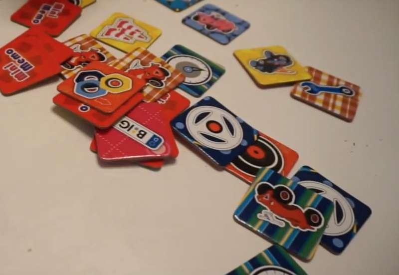 Noris/Spiele & Puzzles:Bobbycar Memory