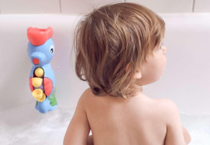 Simba/Baby- & Kleinkindspielzeug:Badespaß mit ABC Spielzeug