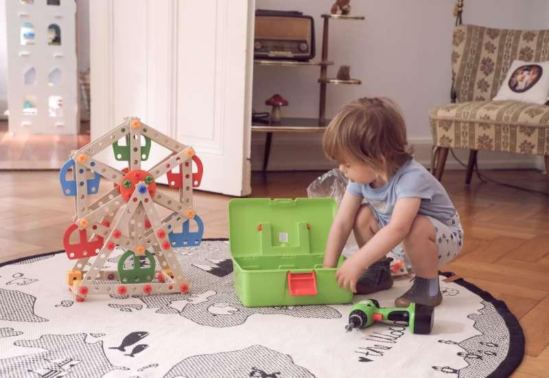 Eichhorn/Bauen & Konstruieren:Unboxing: Toy Boxx 05/2020
