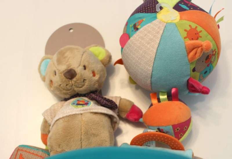 Nicotoy/Baby- & Kleinkindspielzeug:Bärchen Spielzeug