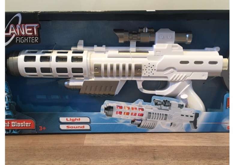 Simba/Kinder Rollenspiele:Planet Fighter Light Blaster