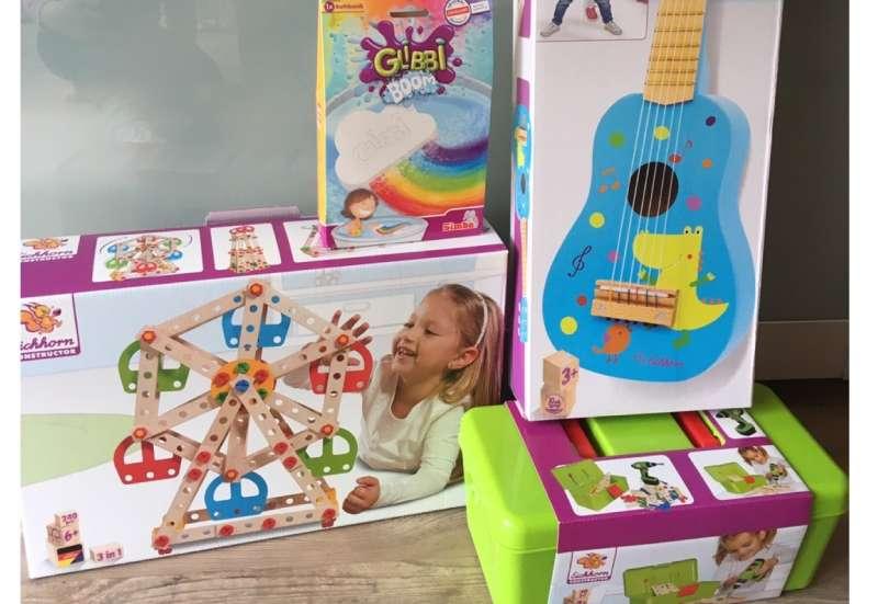 Eichhorn/Bauen & Konstruieren:ToyBoxx September