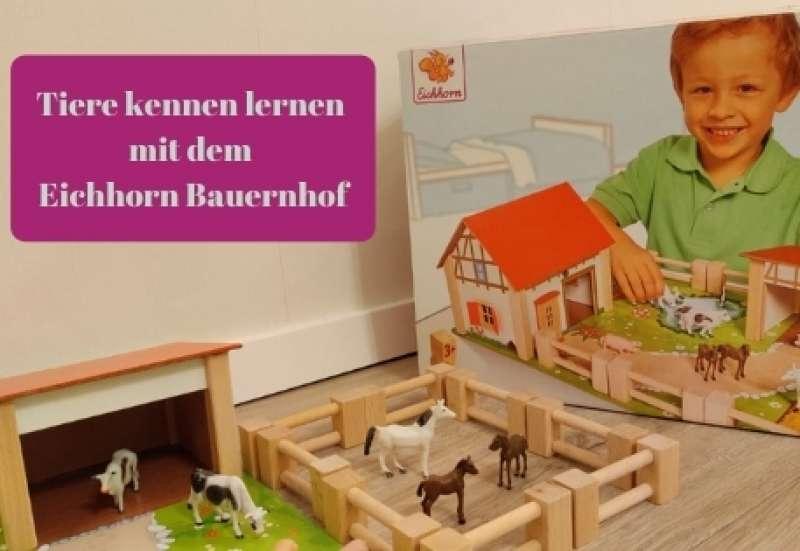 Eichhorn/Spielewelten & Sammelfiguren:Eichhorn Bauernhof