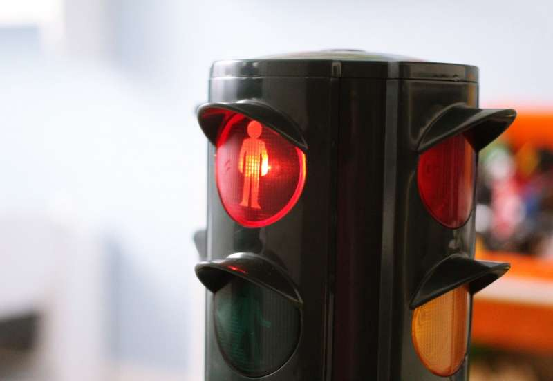 BIG/Kinder Rollenspiele:BIG-Traffic-Lights