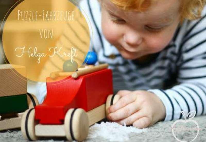 Sonstige/Autos, Fahrzeuge, Boote & Flieger:Helga Kreft Puzzle-Fahrzeuge