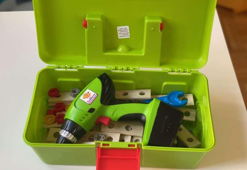 Eichhorn/Bauen & Konstruieren:Eigener Akkuschrauber für Kids