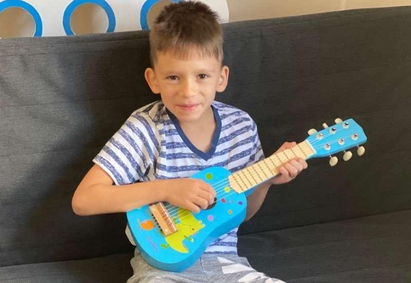 Gitarrensolo gefällig?